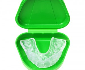 mouth-guard